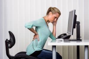 menos dolor de espalda