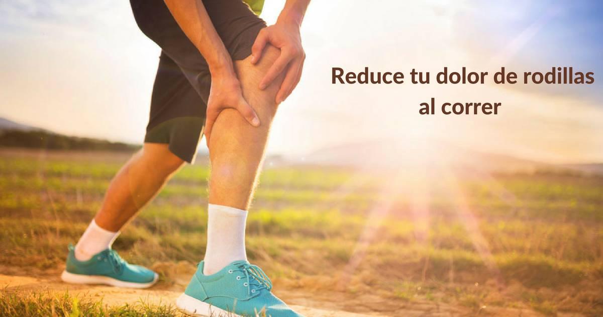 dolor en la parte trasera de la rodilla al correr