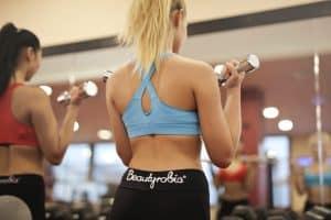 tonificar los músculos para mejorar el alineamiento corporal